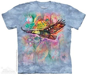 Russo Eagle - Adult Tshirt - Dean Russo Collection
