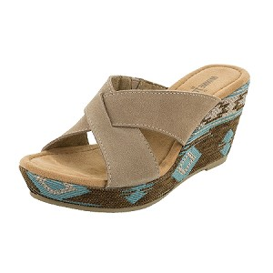 minnetonka moccasins 71325 taupe suede kylie sandal