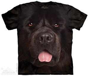 Newfie - Adult Tshirt - Dog / Puppy Collection