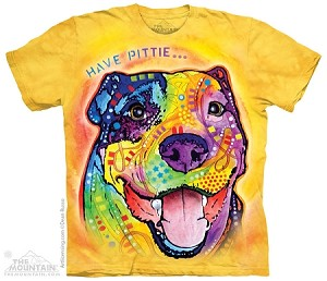Have Pittie - Adult Tshirt - Dean Russo Collection